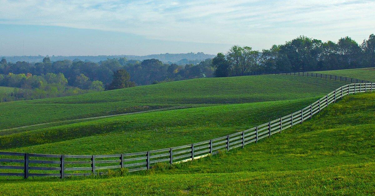 Laura's Lean farm in Kentucky