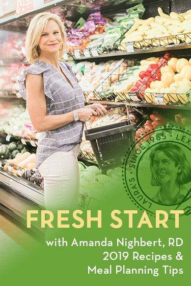 Fresh Start series with Amanda Nighbert.