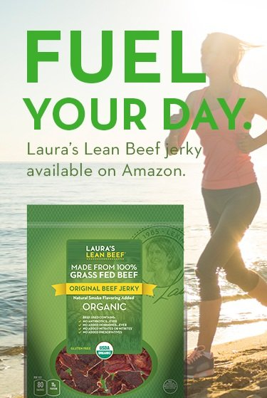 Fuel Your Day with Laura's Beef Jerky