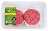 92% Lean Fresh Ground Beef Patties