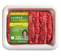 Organic 92% Lean Ground Beef