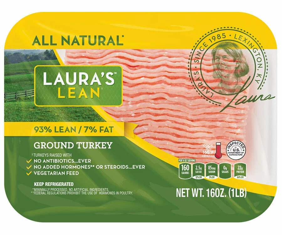 93% Ground Turkey