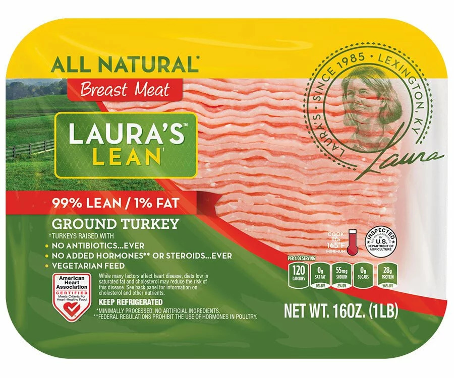 99% Lean Ground Turkey