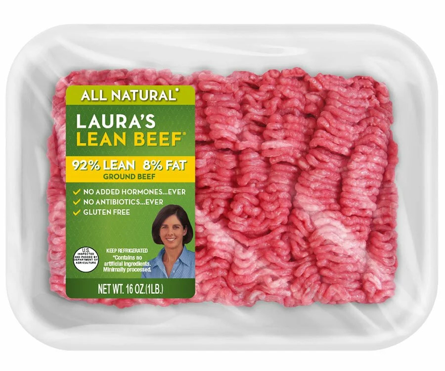 All Natural 92% Ground Beef