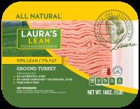 93% Lean Ground Turkey