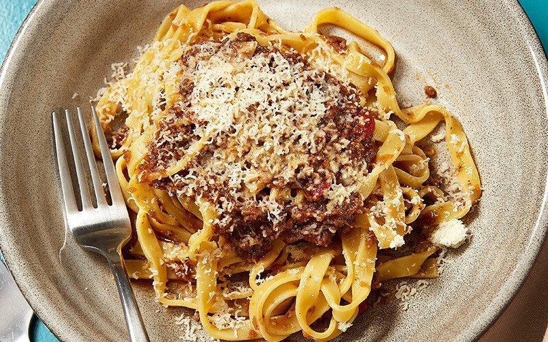 Chef Zappas' Bolognese Sauce