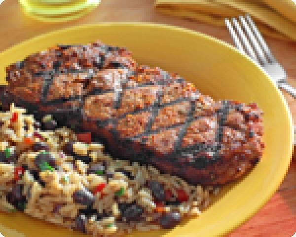 Latin-Spiced Steak