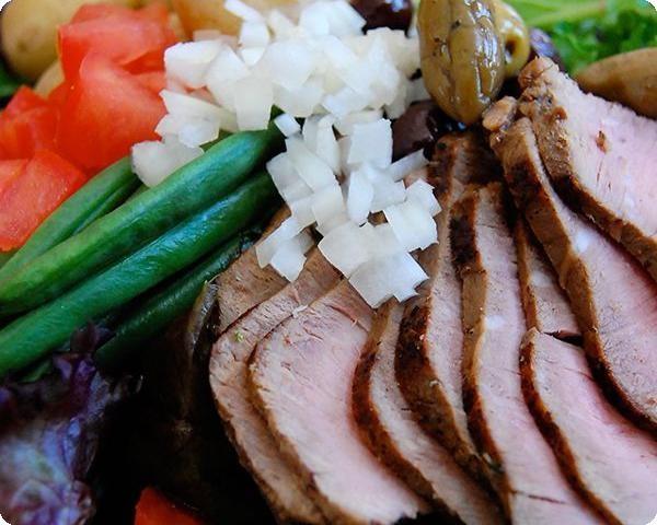 Laura's Lean Beef Sirloin Salade Nicoise