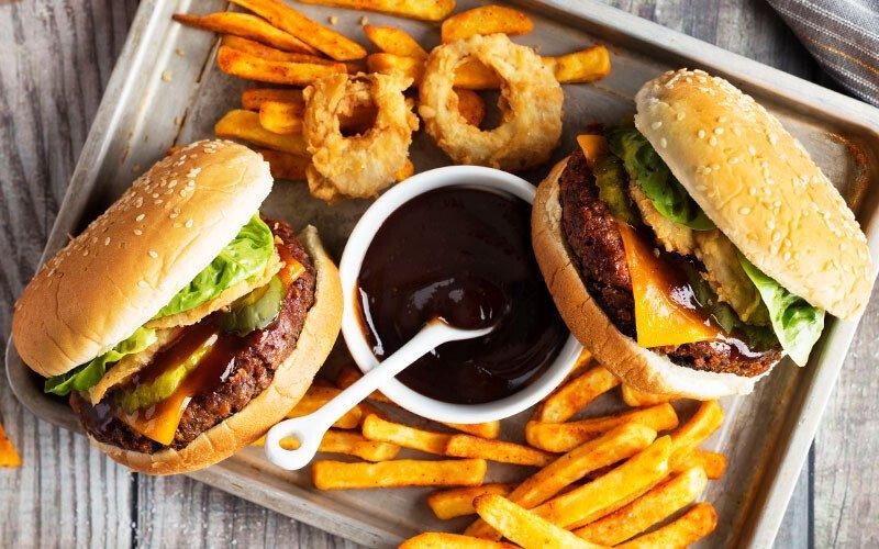 Plant-Based BBQ Burger